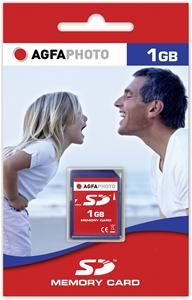 AgfaPhoto SD Karte 1GB (Article no. 90293384) - Picture #2