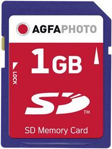 AgfaPhoto SD Karte 1GB (Article no. 90293384) - Picture #1