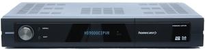 homecast HS 9000 CIPVR 1TB schwarz High Definition SAT-Receiver mit (Art.-Nr. 90293438) - Bild #1