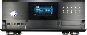 Inter-Tech HTPC 2008-T Touch black ATX, 4.3