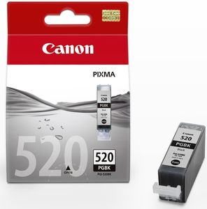 Canon PGI-520BK Tinte Schwarz (Article no. 90296309) - Picture #1