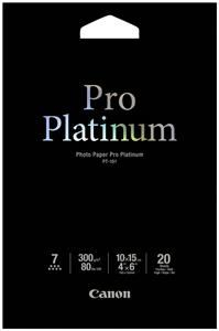 Canon PT-101 Foto Paper Pro Platinum (Article no. 90296967) - Picture #2