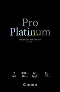 Canon PT-101 Foto Paper Pro Platinum A3+ (Article no. 90296970) - Picture #1