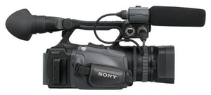 Sony HVR-Z7E (item no. 90301381) - Picture #3