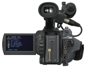 Sony HVR-Z7E (item no. 90301381) - Picture #2