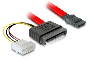 DeLOCK SATA Adapter Kabel (Article no. 90303258) - Picture #1