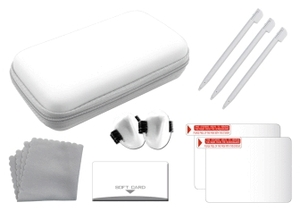 Brooklyn DS Lite Travel Set Small kleines Reise-Zubehörset, weiss, (Article no. 90306574) - Picture #1