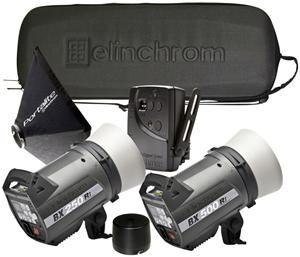 elinchrome Style BX Ri 250/500 to go Set BX 500 Ri, BX 250 Ri, (Article no. 90308506) - Picture #1
