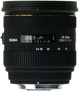 Sigma 24-70/2.8 EX DG HSM M/AF (Article no. 90311643) - Picture #1