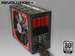 Enermax Revolution85+ 850 Watt ATX 2.3 (Article no. 90312710) - Picture #3