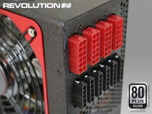 Enermax Revolution85+ 850 Watt ATX 2.3 (Article no. 90312710) - Picture #5
