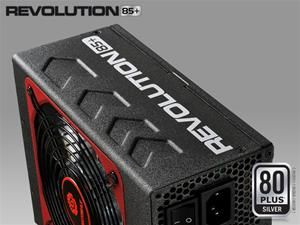 Enermax Revolution85+ 850 Watt ATX 2.3 (Article no. 90312710) - Picture #4