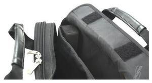 DICOTA TopTraveler Slight schwarz für 30.7cm/12.1