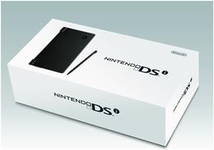 Nintendo DSi schwarz (item no. 90314305) - Picture #1