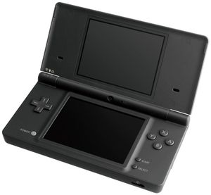 Nintendo DSi schwarz (item no. 90314305) - Picture #5