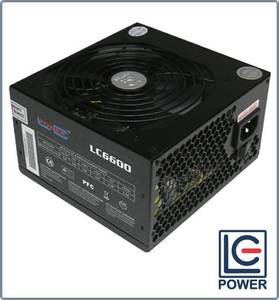 LC-Power LC6600 V2.2 Super Silent Black (Article no. 90314519) - Picture #1