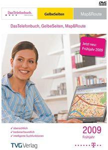 Telefonbuch: Gelbe Seiten.Map&Route Frühjahr 2009 (Article no. 90314828) - Picture #1
