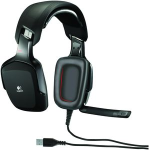Logitech G35 Gaming Headset (Article no. 90318154) - Picture #1