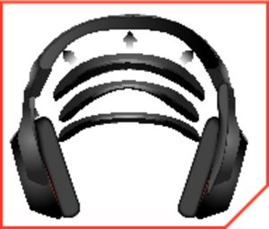 Logitech G35 Gaming Headset (Article no. 90318154) - Picture #4