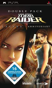 Tomb Raider Double Pack: Anniversary/Legend (item no. 90318466) - Picture #1