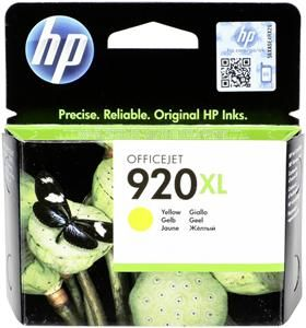 HP Nr.920 XL Tinte Gelb (Article no. 90320051) - Picture #1