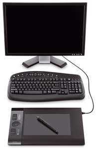 Wacom Intuos4 M A5 Wide (Article no. 90320448) - Picture #5