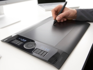 Wacom Intuos4 M A5 Wide (Article no. 90320448) - Picture #2