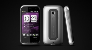 HTC Touch Pro 2 schwarz Quad-Band, GRPS, EDGE, GPS, (Article no. 90321426) - Picture #1