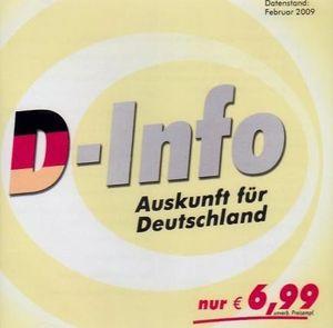 D-Info (Article no. 90322745) - Picture #1