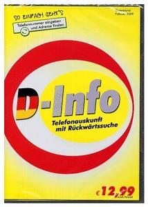 KlickTel D-Info Vor & Zurück 2009 (Article no. 90322746) - Picture #1