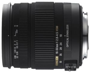 Sigma 18-50/2.8-4.5 DC OS HSM P/AF (item no. 90325604) - Picture #3