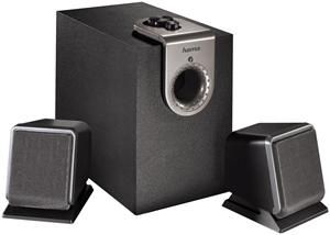 Hama I-320 2.1-Subwoofer-System (item no. 90325642) - Picture #1
