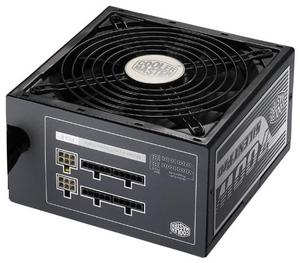 Cooler Master Silent Pro M 600W ATX 2.03, 135mm Ultra Silent Lüfter, (Article no. 90328170) - Picture #2