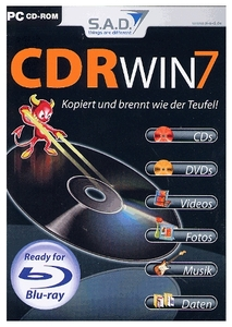 CDRWIN 7 (CD- ROM) (Article no. 90329313) - Picture #1