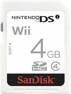 SanDisk SDHC DSi Karte 4GB (item no. 90329601) - Picture #1