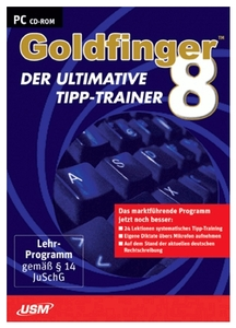 Goldfinger 8, Der ultimative Tipp (Article no. 90330212) - Picture #1