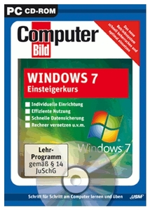 Windows 7 Einsteigerkurs (CD-ROM) (item no. 90330213) - Picture #1