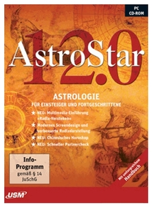 Astro Star 12.0 (CD-ROM) (Article no. 90330216) - Picture #1