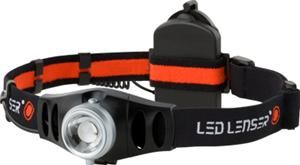 Twobrüder LED LENSER H7R Kopflampe, 140 Lumen (Article no. 90333480) - Picture #1