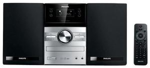Philips MCM-207 schwarz 20W, Audio-CD/CD-RW/MP3/ WMA, Radio, (Article no. 90333509) - Picture #1