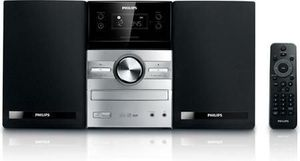Philips MCM-207 schwarz 20W, Audio-CD/CD-RW/MP3/ WMA, Radio, (Article no. 90333509) - Picture #4