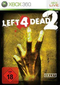 Left 4 Dead 2 XBox 360, Deutsche Version (Article no. 90335289) - Picture #1