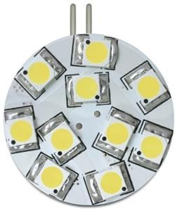 DeLOCK Lighting LED 10x SMD warmweiss , (Article no. 90336045) - Picture #2