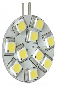 DeLOCK Lighting LED 10x SMD warmweiss , (Article no. 90336045) - Picture #1