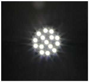 DeLOCK Lighting LED 15x SMD kaltweiss , (Article no. 90336092) - Picture #4