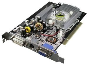 AXLE GeForce 5200 FX 256MB PCI (Article no. 90336547) - Picture #1