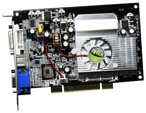 AXLE GeForce 5500 FX 256MB AGP (Article no. 90336549) - Picture #2