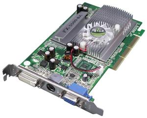 AXLE GeForce 5500 FX 256MB AGP (Article no. 90336549) - Picture #1