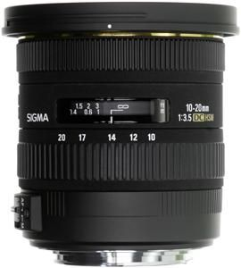 Sigma 10-20/3.5 EX DC HSM S/AF (Article no. 90336864) - Picture #1