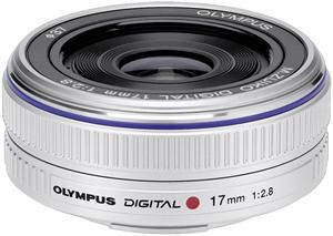 Olympus M.Zuiko D 17/2.8 Pancake mFT (Article no. 90338205) - Picture #1